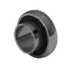 Self-adjusting ball bearings